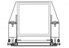 Glass Façade top view | FREE AUTOCAD BLOCKS