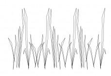 Plants elevation | FREE AUTOCAD BLOCKS