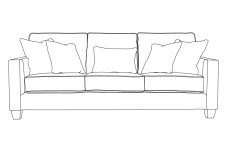 Sofa elevation | FREE AUTOCAD BLOCKS