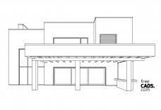 Building elevation | FREE AUTOCAD BLOCKS