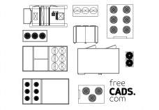 Air Handling Unit Bundle | FREE AUTOCAD BLOCKS