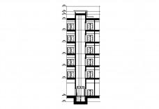 Elevator shaft section | FREE AUTOCAD BLOCKS