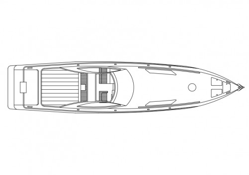Mini-van top view | FREE AUTOCAD BLOCKS