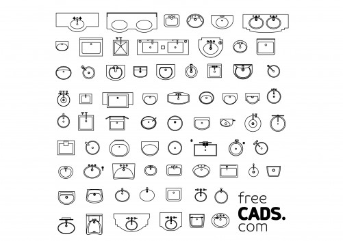 Kitchen Appliances Bundle | FREE AUTOCAD BLOCKS